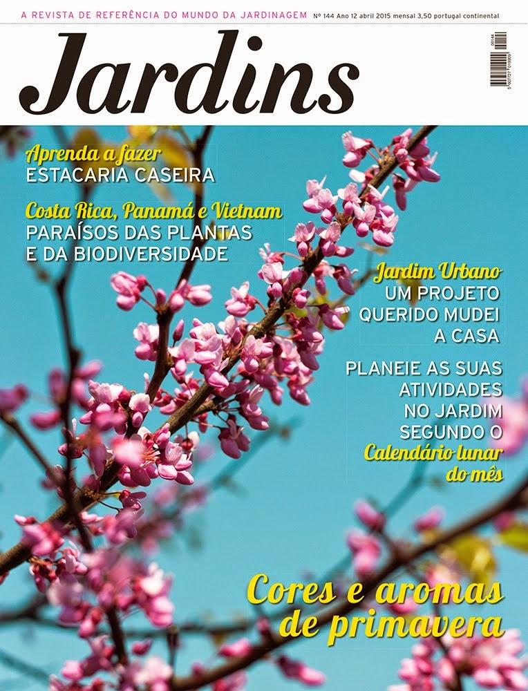 REVISTA JARDINS DO MÊS