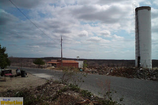 Planalto do Banabuiú em Senador Pompeu Ceará