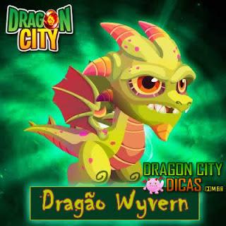 Dragão Wyvern