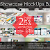 Web Showcase MockUps Bundle