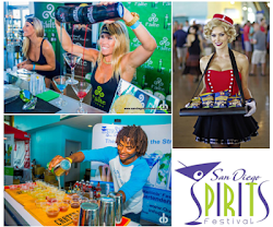 SAVE ON PASSES AND ENTER TO WIN VIP TICKETS TO San Diego Spirits Festival