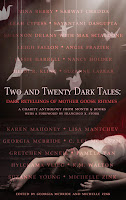 book cover of Two And Twenty Dark Tales