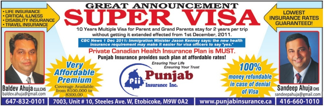 Punjab insurance with affordable rates canada ads online for Affordable legal plan canada