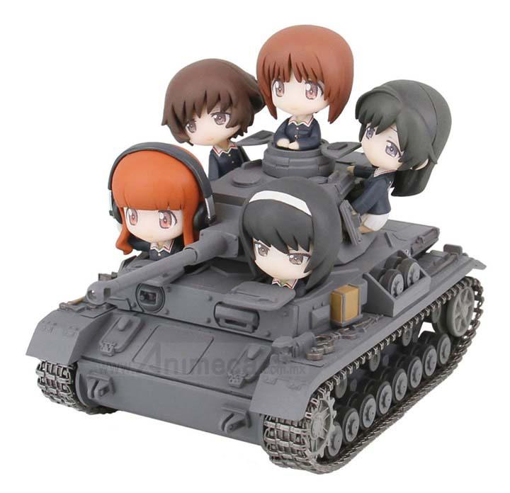 Figura Panzer IV Ausf. D (F2 Type) Ending Ver. Girls und Panzer PairDot