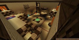 Puzzlemania 2 Mapa para Minecraft 1.8