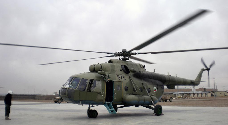 Mi-17 Hip-H Multi-Role Helicopter