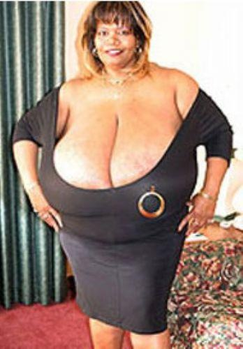 Norma Stitz, Woman With World's Biggest Natural Breasts ...