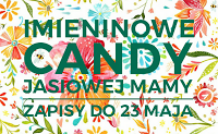 Candy w Haftowanej historii Jasiowej mamy
