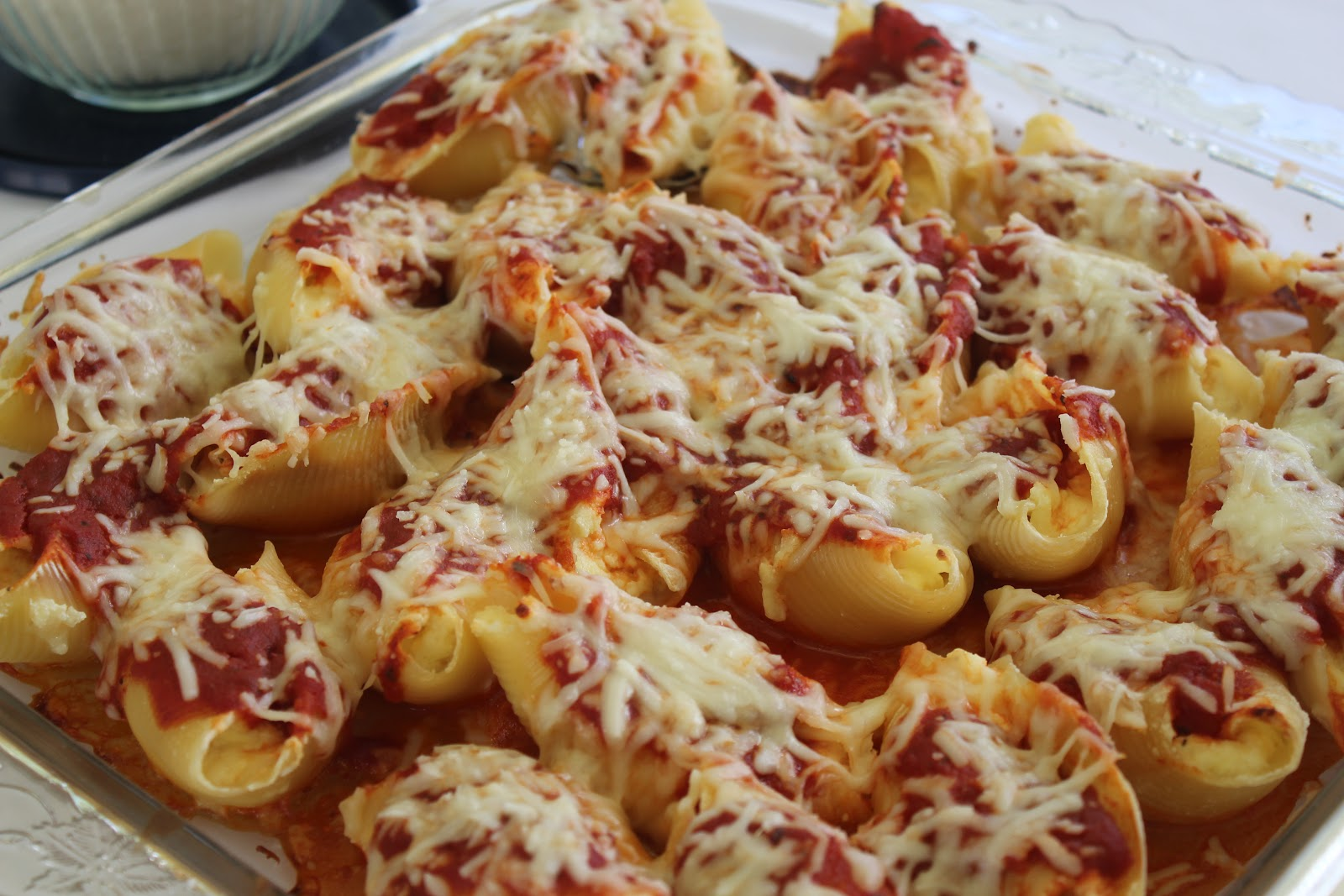 stuffed shells for italian themed bridal shower