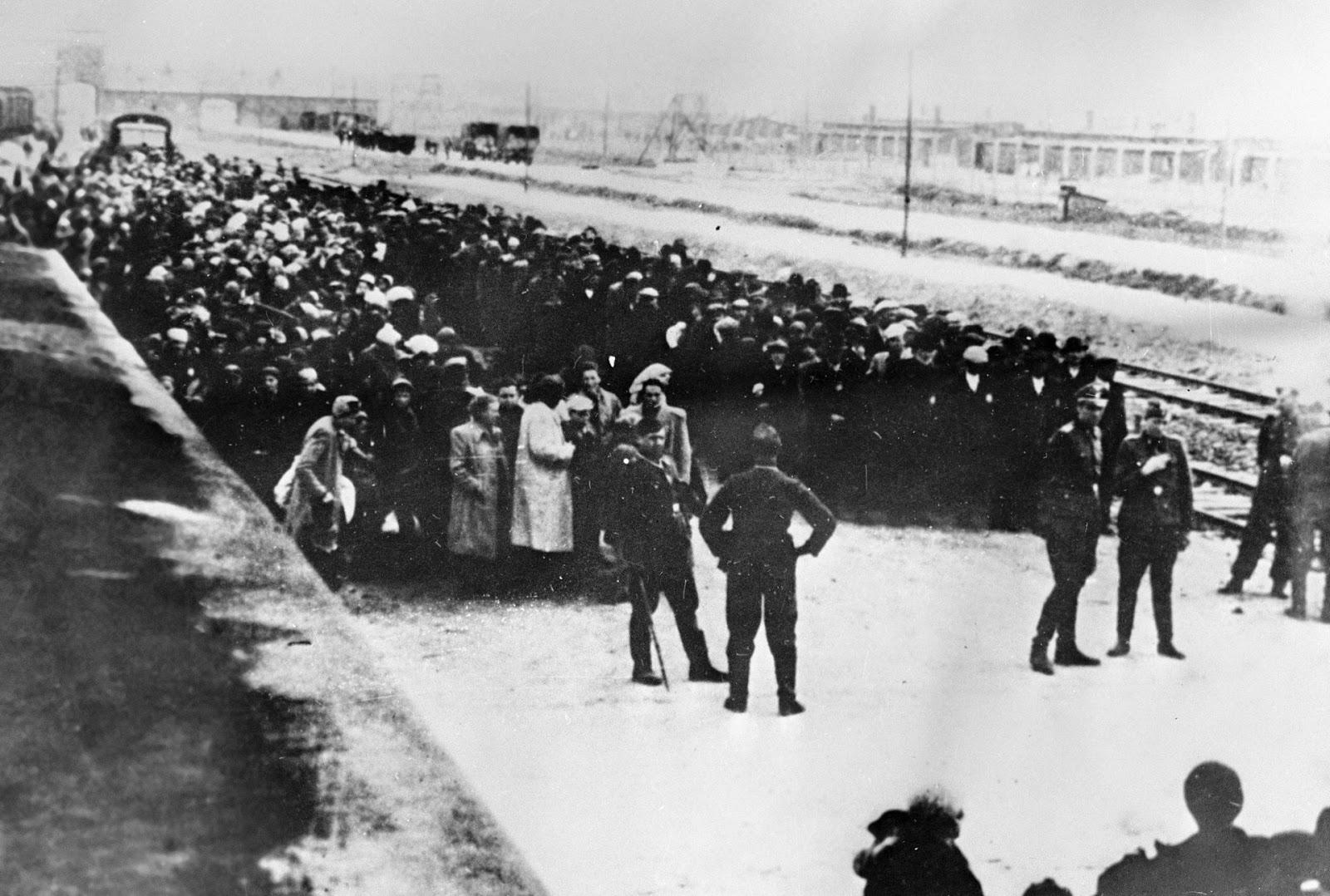 Herida abierta de la historia  ¿Quién liberó la 'fábrica de la muerte' de Auschwitz? 54c650e672139e740d8b456e