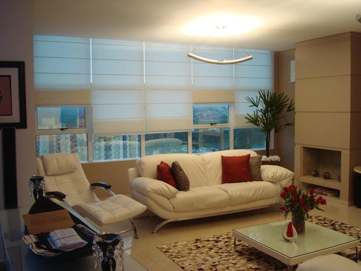 Construindo minha casa clean tipos de cortinas - Cortinas tipo persianas ...