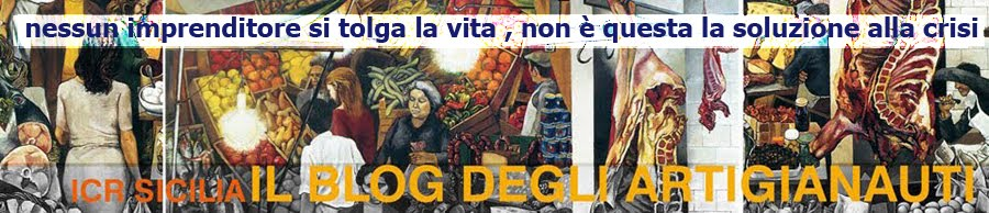 Il Blog degli Artigianauti  Imprese che resistono Sicilia