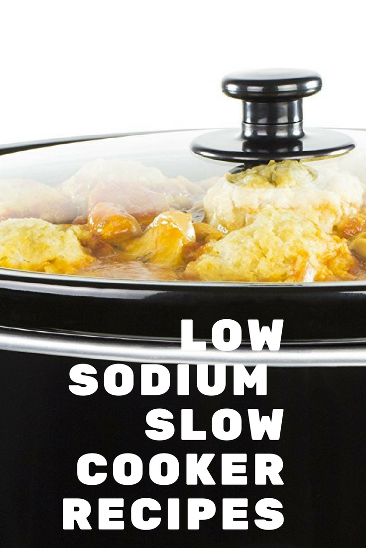 Low Sodium Slow Cooker Recipes