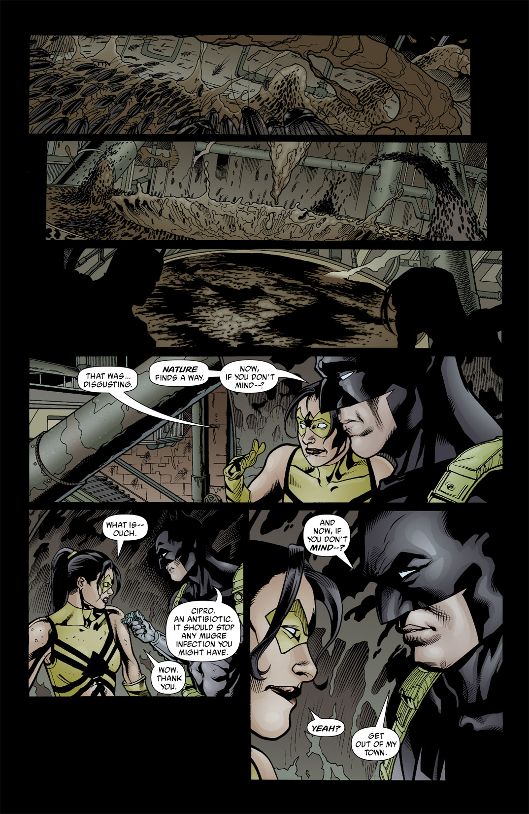 Detective Comics (1937) Issue #795 Page 21
