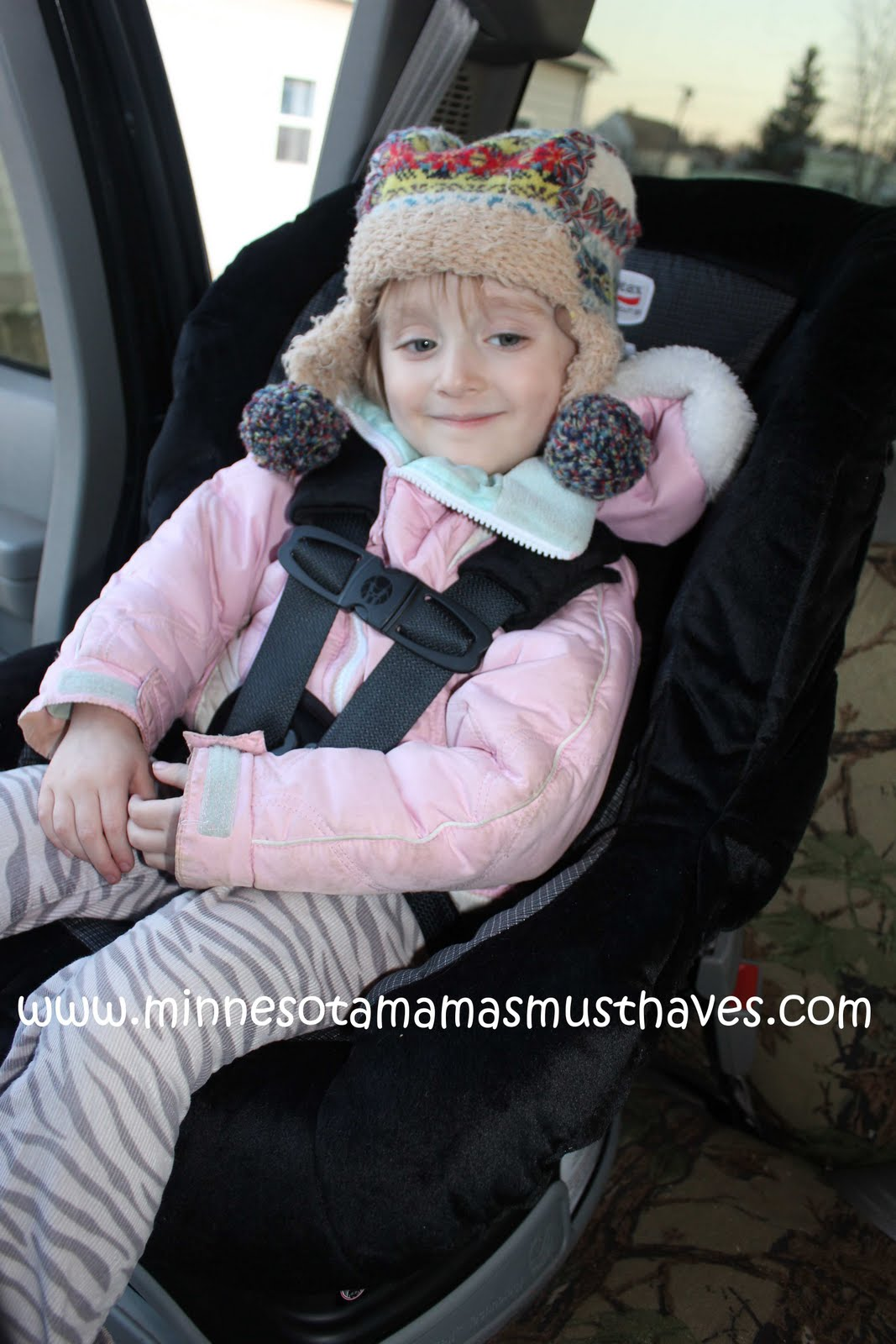 Britax Roundabout® 55 Car Seat Reviews!