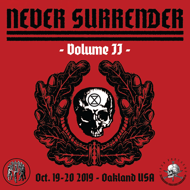 Never Surrender Fest Vol. II - Full line-up details + Triple track stream.