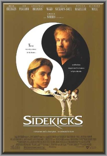 Sidekicks (1992) DVDRip [REQ]