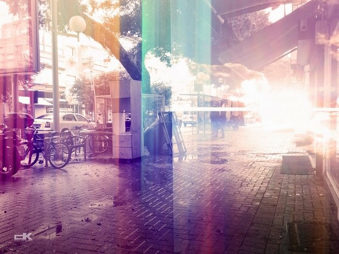 Denis_Kravtsov_Abstract_Photography_Double_Exposure_Dizengoff_Streets
