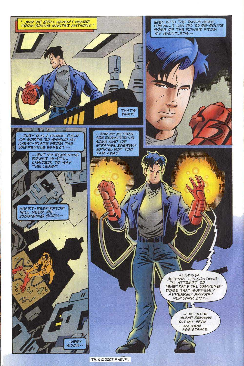 Captain America (1968) Issue #449c #405 - English 18