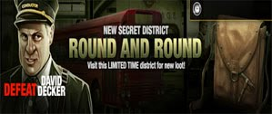 Secret District Round And Round