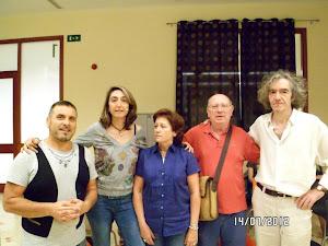 Presentación del libro de Rosmari Torrens