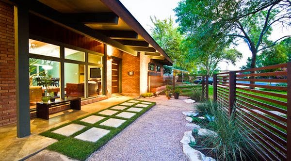 Patio Interiores Jardin: Jardines o patios con fuentes decorativas ...