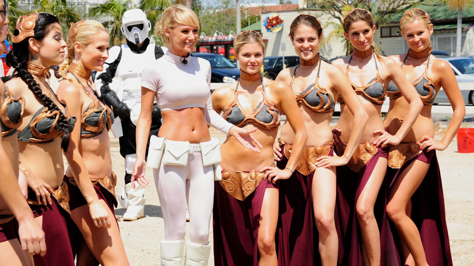 Star wars cosplay porn videos sex picture