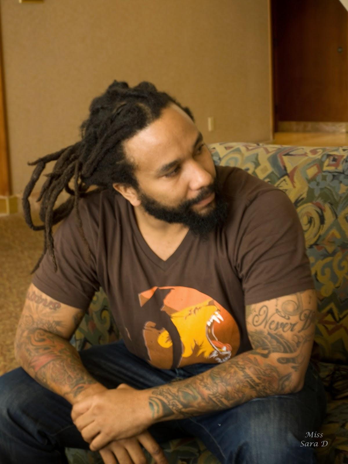 Ky Mani Marley Tattoos