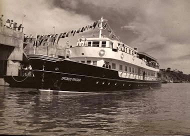 Navio Epitácio Pessoa -1966