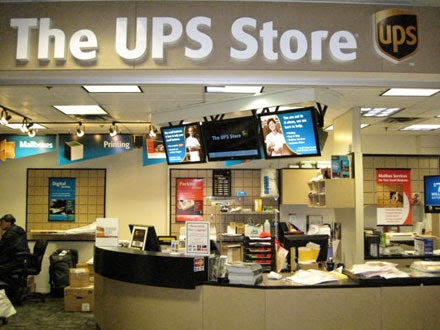 UPS Store hacked, Customers data including Payment card details may have been exposed