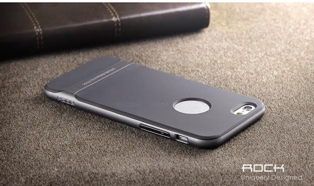 187011 เคส iPhone 7 สีเทา