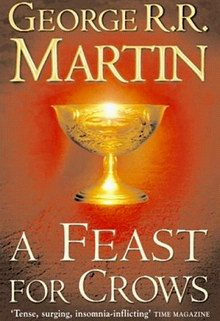 George R. R. Martin - A Feast for Crows.pdf [A Song of Ice and Fire, Book 4] (eBook)