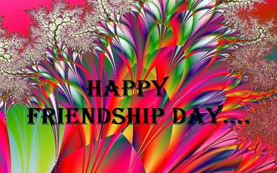 happy friendship day clipart image
