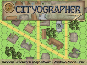 Cityographer Kickstarter