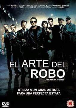 descargar El Arte del Robo en Español Latino