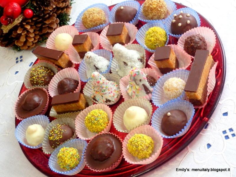 Buffet Di Dolci Mignon : Emilys menu italy : dolci di capodanno buon anno a tutti