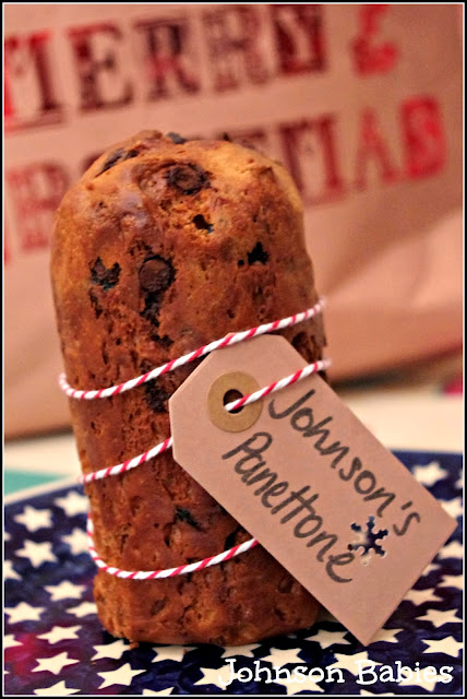 Making Panettone for the Great Bloggers Bake Off