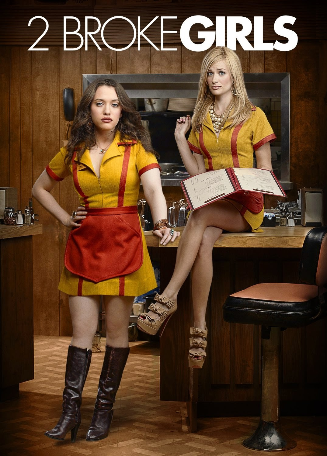 2 Broke Girls (Temporada 4)