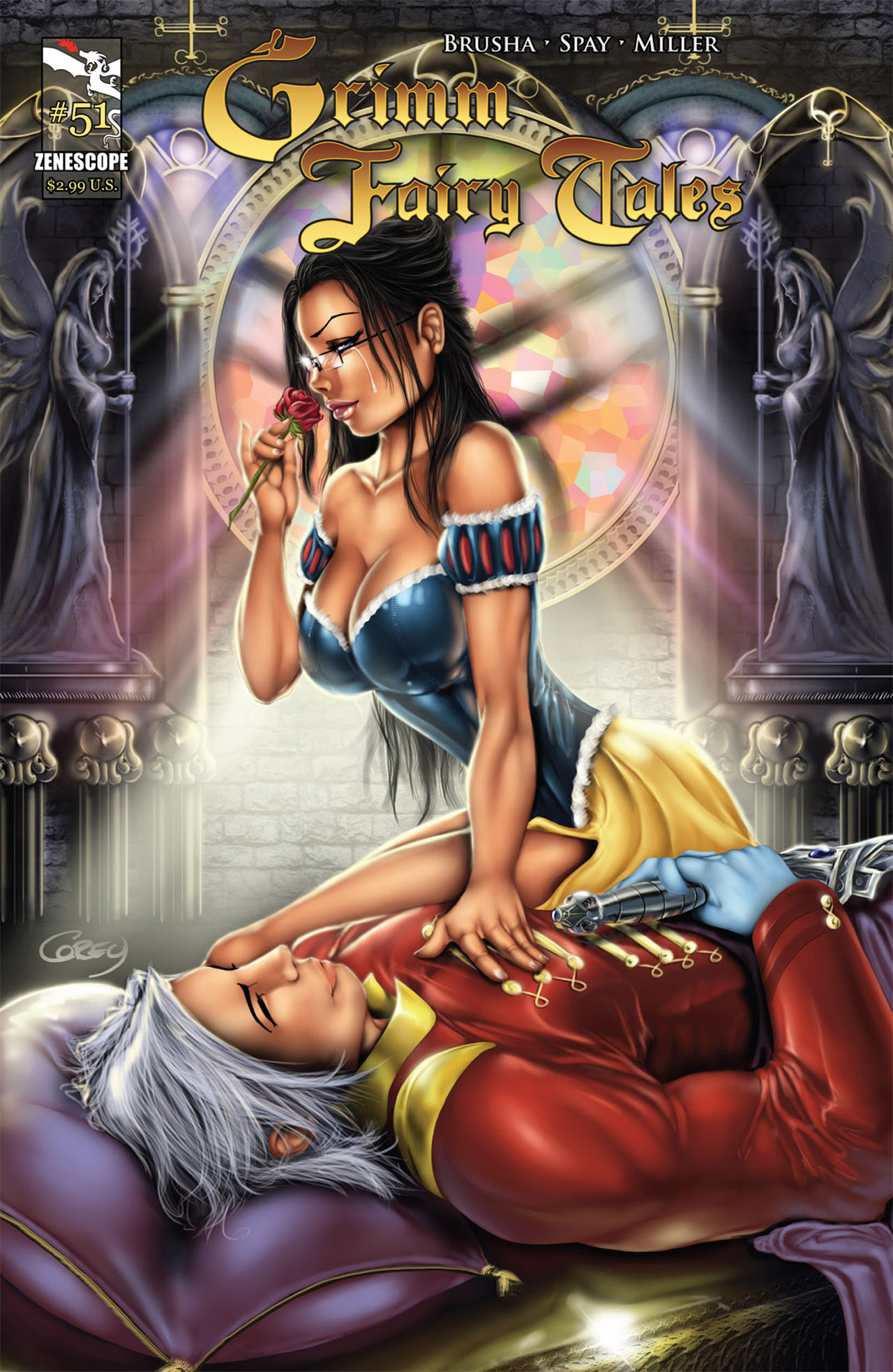 Grimm Fairy Tales (2005) Issue #51 #54 - English 1