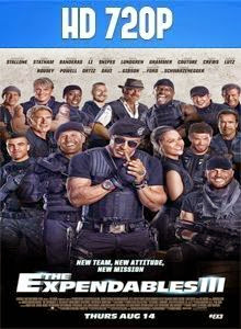 Los Indestructibles 3 HD 720p Latino 2014