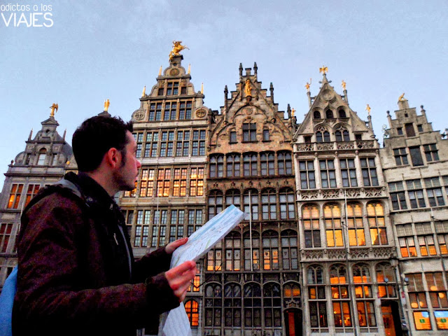 viaje a flandes belgica