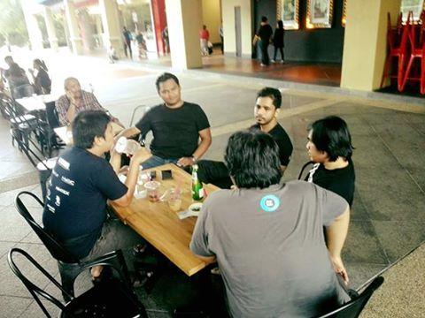 Aktiviti Peneraju Industri Digital Media Malaysia Setiap Kali Tahun Baru - Mr Kay
