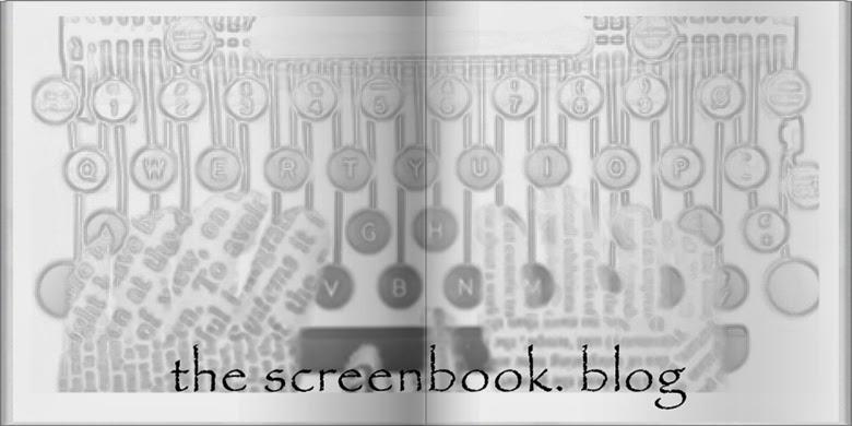 the screenbook. blog