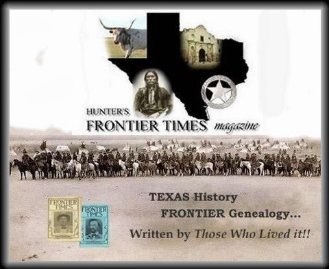 Texas History and Frontier Genealogy