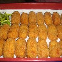 jual Snack Box Isi kroket daging murah enak lezat halal berkualitas terjamin