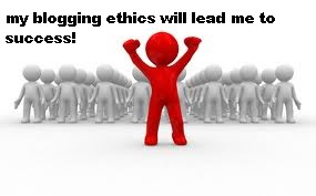 blogger ethics