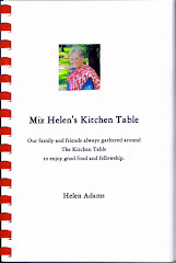 My Cookbook  Miz Helen's Kitchen Table