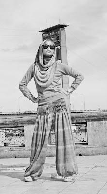 Palembang II: Ampera Bridge - InaRovi