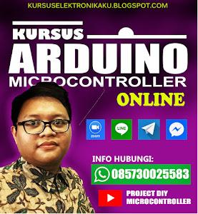 Kursus Arduino ONLINE