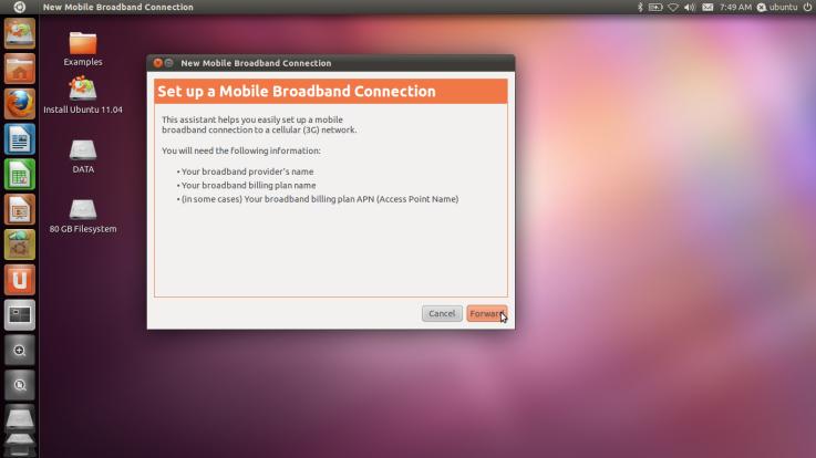 Install Modem Smart Di Ubuntu